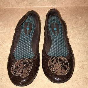 Lindsay Phillips shoes 8m Brown women's